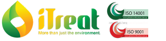 iTreat Waste | Waste Management Sydney Logo